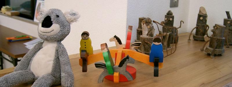 幼児教室ブレーメンおもちゃ